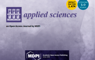 Applied sciences special issue
