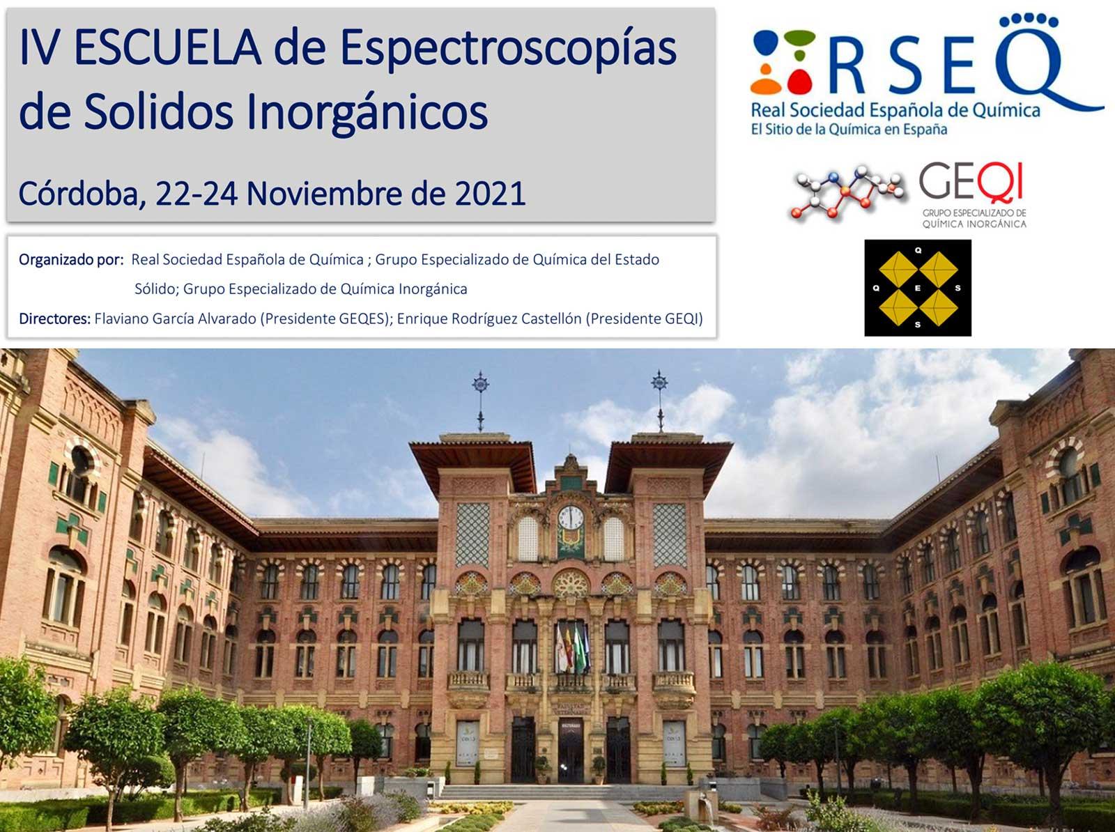 IV-Escuela-Espectroscopías-Solidos-Inorgánicos-GEQI